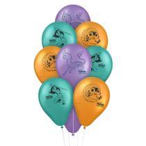 Balão 9 Raya e o Ultimo Dragão c/25 Regina -