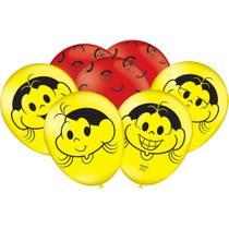 Balão Especial Festa Magali - 25 unidades - Festcolor - Rizzo Festas -