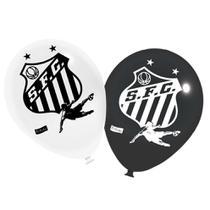 Balão Nº 9 (25 Unidades) - Santos - Festcolor -