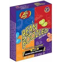 Balas Desafio Jelly Belly Bean Boozled Sabores Estranhos 45g -