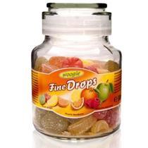 Balas fine drops 300g sabor sortidos - tipo sweet originals - Woogie