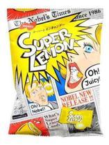 Balas Super Lemon Japonesa Nobel - 20 balas - 84g -