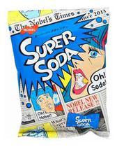 Balas Super Soda Japonesa Nobel - 84gr c/ 20 -