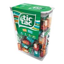 Balas tic tac 60 mini boxes - 4 sabores - 228g -