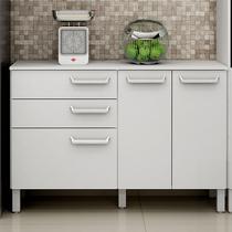 Balcão de cozinha com 2 gavetas e 3 portas Decari 31332 - Palmeira