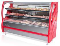Balcão Expositor de Carnes Avícola 1,75m ECAV 175 Polar -