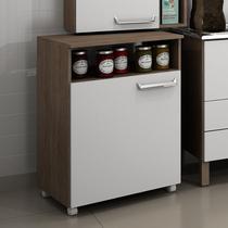 Balcão móvel de cozinha com nicho Decari 31110 - Palmeira