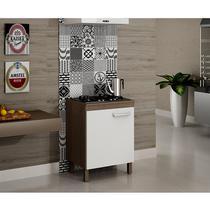 Balcão para cooktop 4 bocas Decari 31111 - Palmeira