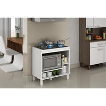 Balcão para cooktop 5 bocas e forno Decari 31205 - Palmeira