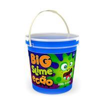 Balde Big Slime Ecão 400g Slime Cores Sortidas Dtc -
