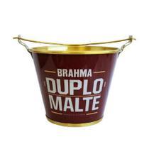 Balde Brahma Duplo Malte - Ambev