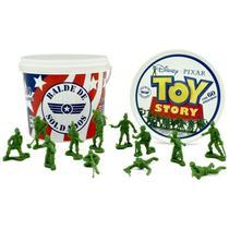 Balde de Soldados - Toy Story 4 - Disney Pixar Toyng -