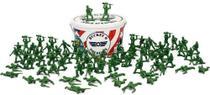 Balde de Soldados Toy Story 60 peças Original . - Toyng