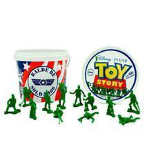 Balde de Soldados Toy Story Disney - Toyng
