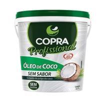 Balde Oleo de Coco Sem Sabor 3,2l Copra -