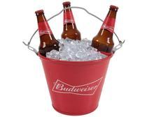 Balde para Gelo Budweiser - Globimport