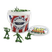 Balde Soldados Toy Story - Toyng -