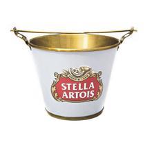 Balde Stella Artois 5L com alça com abridor de garrafas - Ambev