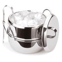 Balde Térmico Inox para Gelo com Pinça 1 Litros Forma -