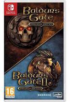 Baldur's Gate & Baldur's Gate Ii: Enhanced Edition - Switch -