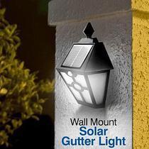 Balizador Arandela Colonial Led Solar C/ Sensor De Presença - Box7
