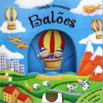 Baloes: um livro de aventuras animado e ludico! - Rai Editora