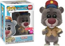 Baloo 441 Excl Flocked Pop Funko Talespin - Funko pop