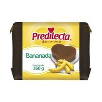 Banana Bloco 350g Predilecta -