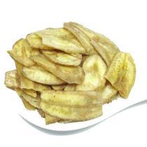 Banana Chips Salgada (Granel 100g) - Zona Cerealista Online