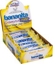 BANANITA CREMOSA SEM AÇÚCAR - 12UNX22g - Duprata