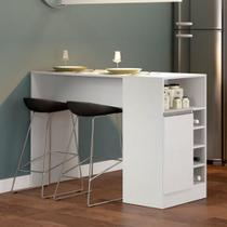 Bancada de Cozinha Gourmet Multiuso Logdesin - Soluzione