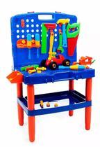 Bancada de ferramentas infantil didatica - Poliplac