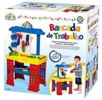Bancada de Trabalho de Brinquedo Infantil - Calesita -