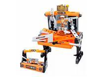 Bancada de Trabalho/Ferramentas Infantil  - Equipe de Construção Zoop Toys