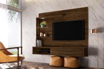 Bancada Suspensa Frizz Select Para Tv 50 Polegadas Savana Ar Decor - Madetec