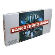 Banco Imobiliario O Jogo De Tabuleiro Tradicional - Toys