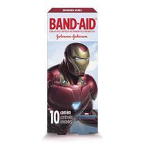 Band Aid Avengers Curativos C/10 -