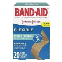 Band Aid Curativo Flexível C/20 -