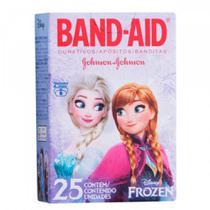 Band Aid Frozen Curativo Infantil C/25 -