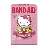 Band Aid Hello Kitty Curativos C/25 -