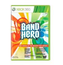Band Hero - Xbox 360 - Jogo