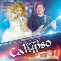 Banda Calypso Ao Vivo No Distrito Federal - CD Sertanejo - Radar