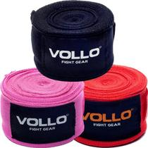 Bandagem Elástica 3m VFG - Vollo - Vollo sports
