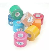 Bandagem Elástica 5cm X 5m - Fita Kinesio Tape Fisioterapia Ortopedia -