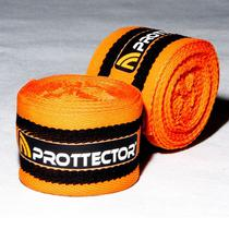 Bandagem Elástica Prottector Laranja -