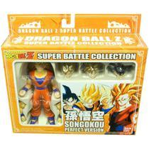 Bandai Super Battle Collection Dragon Ball Vol.00 Son Goku Perfect Version - Bandai japan