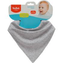 Bandana Baby Cinza - Buba -