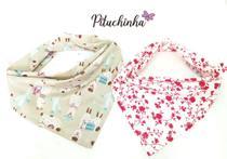 bandana pet kit com 2 - Pituchinha