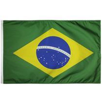 Bandeira Brasil Torcedor 2 Panos -