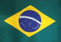 Bandeira Do Brasil 2 Panos - Jc Bandeiras
